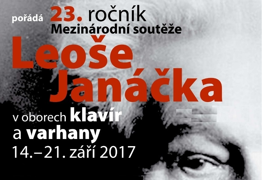 The 23rd  International Leoš Janáček Competition