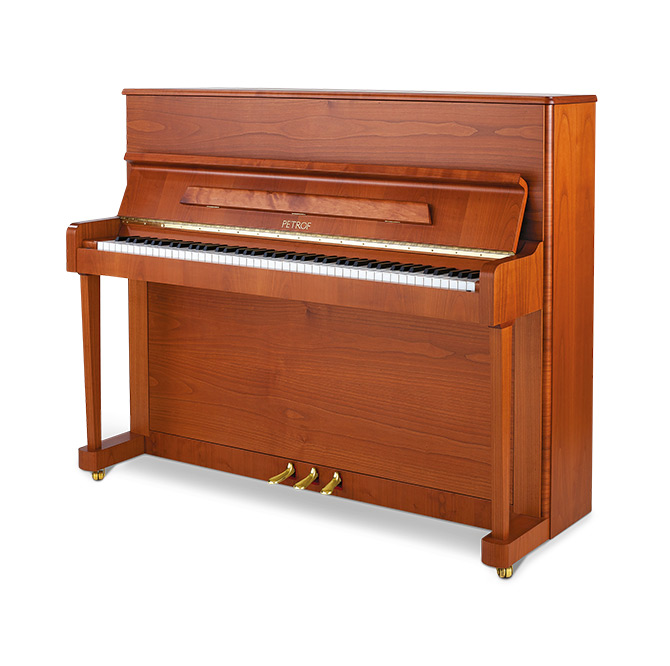 Upright pianos petrof spol s r o for What are the dimensions of an upright piano