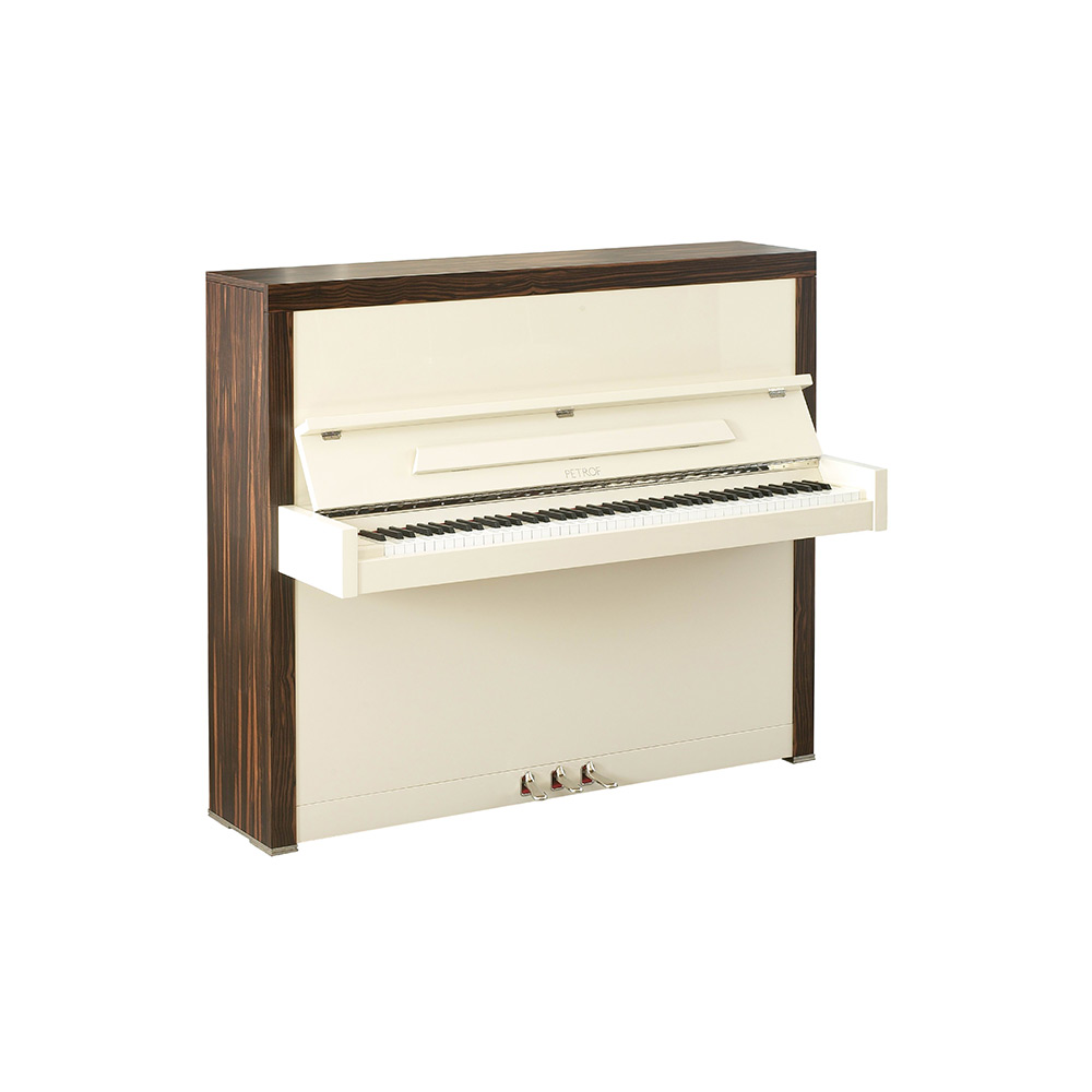 Upright piano P 123 Cabinet