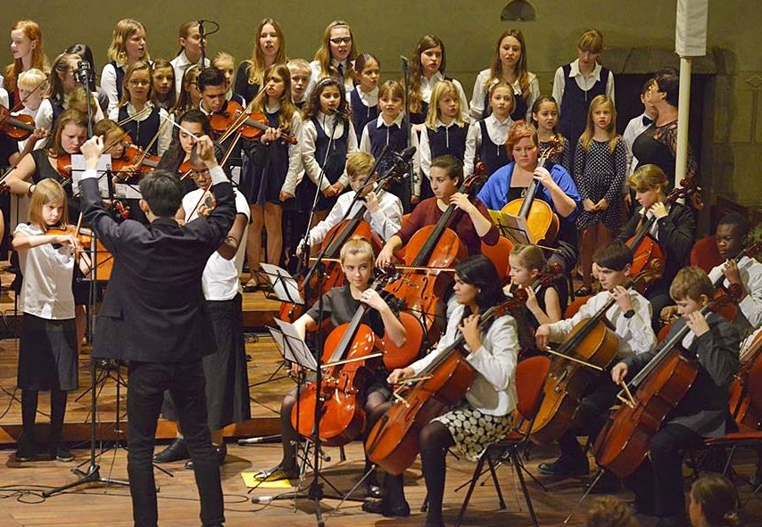 International successes of child musicians