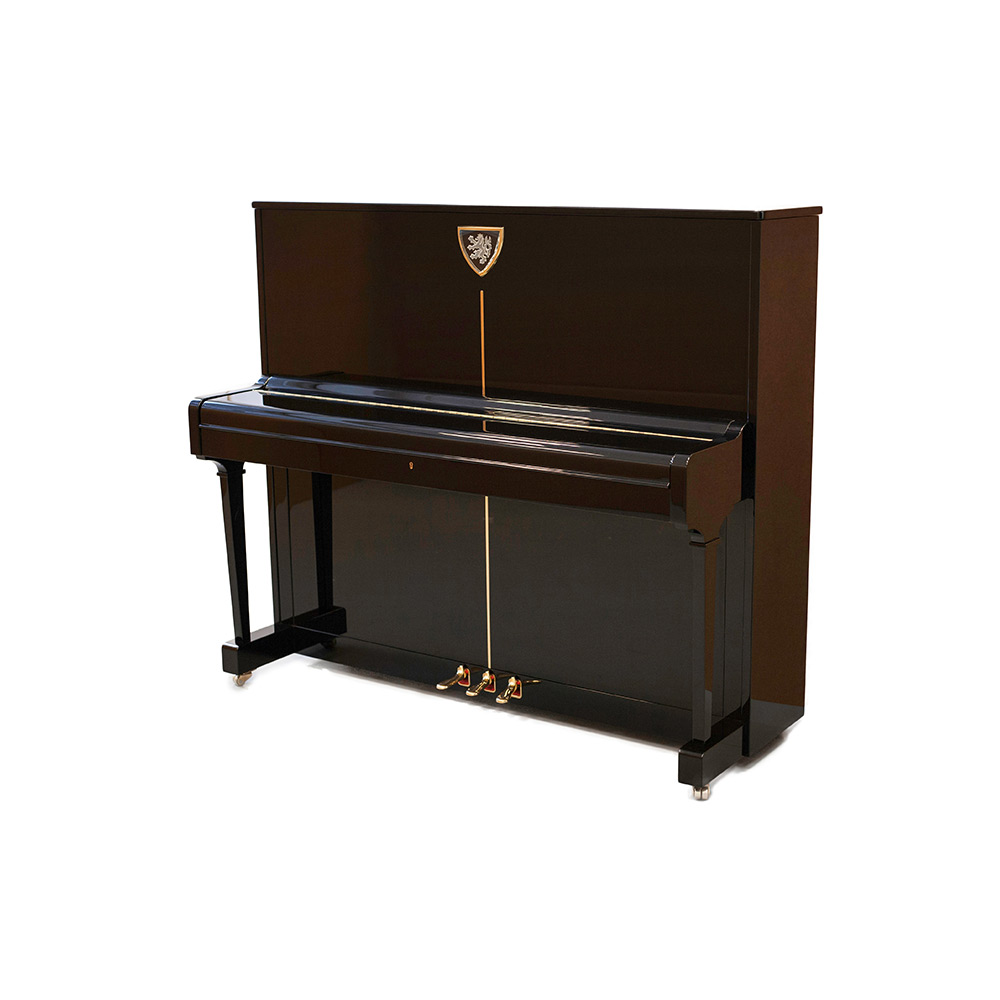Upright piano P 125 F1 Lion - Cut crystal